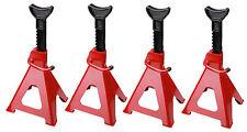 4 x Abstellbock Wagenbock Unterstellbock Wagenheber jeder belastbar bis 6000 kg