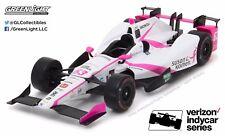Greenlight 11016 2017 #63 Pippa Mann Dale Coyne Racing Susan G. Komen 1:18 Scale