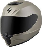 Scorpion EXO-R420 Titanium Full Face Motorcycle Helmet
