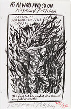 Raymond PETTIBON / As Always and So On Signed Limited Edition First Edition 2006