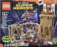 LEGO DC UNIVERSE BATMAN CLASSIC TV SERIES BATCAVE #76052 FACTORY SEALED