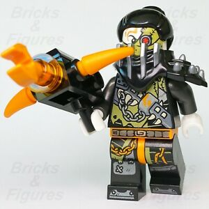 Ninjago LEGO® Heavy Metal (Faith) Hunted Ninja Dragon Hunter Minifigure 891947