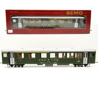 BEMO H0m Schmalspur 3277 416 Personenwagen SBB 1./2.Klasse TOP/OVP C3512