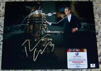 Peter Capaldi DR WHO Signed Autographed Auto 11x14 Photo Global GAI GA GV COA!
