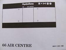 Hydrovane 120 service Workshop Manual /& liste de pièces 120 pages va envoyer par e-mail