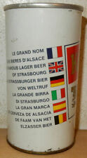 KRONENBOURG Beer Straight Steel can from FRANCE (35cl)