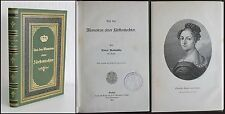 Waldmüller de las memorias uno Hija del príncipe (Amalie de Sajonia) 1883 - xz