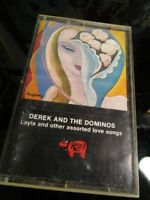 Derek And The Dominos - Layla & Other Assorted Love Songs cassette tape