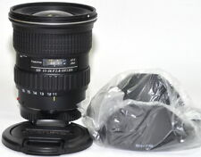Tokina AT-X Pro 11-16 mm f/2.8 SD DX IF Objectif pour Sony TOP 1 an garantie.