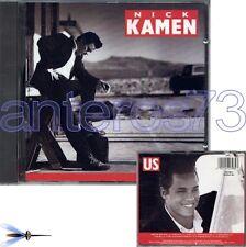 "NICK KAMEN ""US"" RARO CD 1988 - MADONNA"