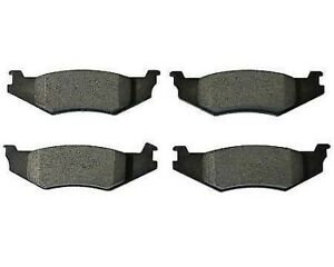 NEW Rear Brake Pads For 1989-1995 Plymouth Sundance 1991-1995 Plymouth Acclaim