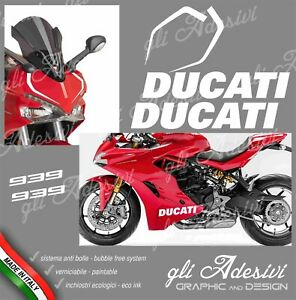 Series Adhesives Compatible DUCATI Supersport 939 Tail Tidy Tapered Tank