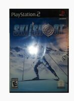Ski And Shoot | PlayStation 2 | Conspiracy Ent. (Factory Sealed!)