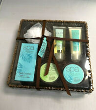 SPA Natures Essence Gift Box Body Lotion Scrub Butter Crystals Gel NEW Box- B946