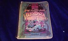 Book 1980 Poor Richards  How To Keep Your Volkswagen Rabbit Alive