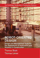 Robot-Oriented Design: Design and Management Tools for the Deployment of...