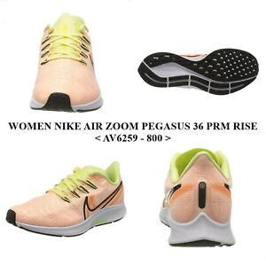Women's NIKE AIR ZOOM PEGASUS 36 PRM RISE <AV6259 - 800> RUNNING/CASUAl Shoe's