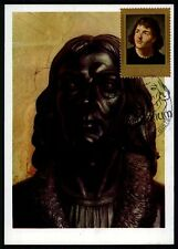 POLEN MK 1973 KOPERNIKUS COPERNICUS COPERNIC CARTE MAXIMUM CARD MC CM h1146