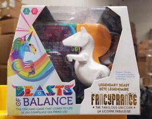 Legendary Beasts Fancyprance the Fabulous Unicorn - Beasts of Balance - SEALED