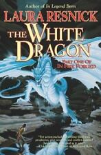 The White Dragon (In Fire Forged, Part 1) by Resnick, Laura