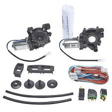 Delantera Derecha Lado Izquierdo Ventana regulador kit de conversión eléctrica Vw Transporter T5