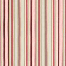 Clarke e Clarke BELLE Old Rose Stripe design Curtain Tappezzeria Craft tessuto