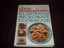The Good Housekeeping Illustrated Microwave Cookbook, 1990