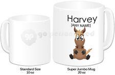 Personalised Jumbo Giant 20oz Mug- Horse Design- Any Name