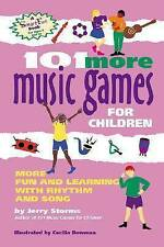 101 More Music Games for Children: New Fun and Learning with Rhythm and Song (Hu