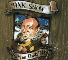 Hank Snow - Snow on Christmas [New CD] Digipack Packaging