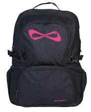 Nfinity Backpack Sparkle Black/Pink