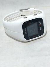 POLAR A300 BLUETOOTH FITNESS WATCH AND ACTIVITY TRACKER WHITE
