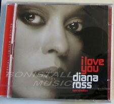 DIANA ROSS - I LOVE YOU - CD + DVD Special Edition SIGILLATO