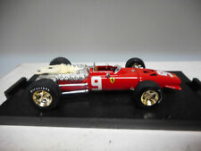 Chris Amon Ferrari 312 F1 #9 6 Holanda GP Fórmula 1 1968 1 43 Brumm