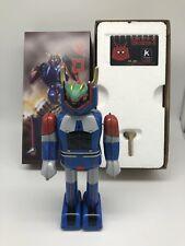 Tin Groizer X Robot Kyarakuta Lab Japan character Billiken Popy Bullmark