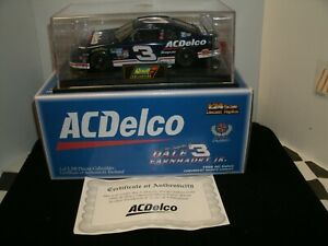 #3 Dale Earnhardt Jr 1998 A C DELCO HUGE ERROR BOX 1/24 SCALE REVELL Diecast