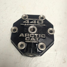 ARCTIC CAT L/C 440 CYLINDER HEAD GOOD USES COND. ZL PANTHER COUGAR JAG L/C