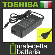 Alimentatore 19V 3,95A 75W per Toshiba Satellite Pro A300-1OQ