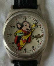 Fossil Limited Edition Mighty Mouse watch (1994) #7277/15,000- complete
