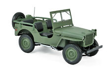 Norev 189013 Jeep 1942 grün 1:18 Neu/OVP