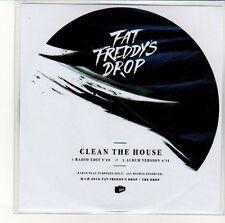 (EN396) Fat Freddy's Drop, Clean The House - 2013 DJ CD