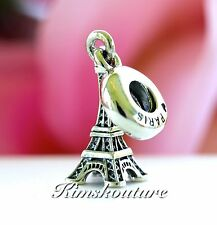 Authentic Pandora Pendant Eiffel Tower Charm 791082