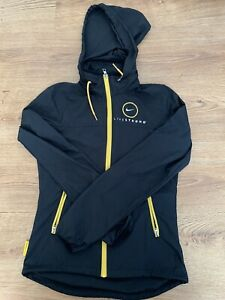Nike Livestrong Windbreaker Jacket Womens Xs