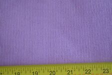 "By 1/2 Yd, 60"" Wide, Lavender/Plum 14-Wale Corduroy, A453"