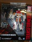 Hasbro Transformers Combiner Wars Silverbolt Superion unopened