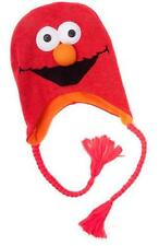 Sesame Street - Elmo Laplander Hat - New & Official Sesame Workshop With Tag