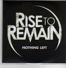 (CQ47) Rise to Remain, Nothing Left - 2011 DJ CD