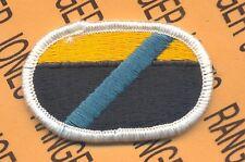 312th MI Bn LRS AASLT Airborne Ranger para oval patch m/e