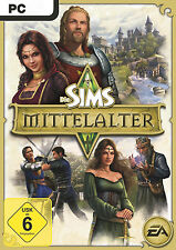Die Sims Mittelalter PC Sims 3 Community Download Key Code  EA Origin Download