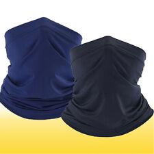 Head/Face/Cover/Neck Gaiter Biker Scarf Snood Tube Bandana Beanie Hair Cover Cap